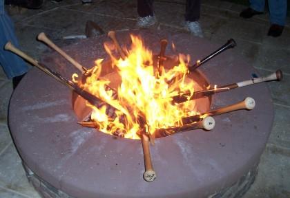 bats-on-fire