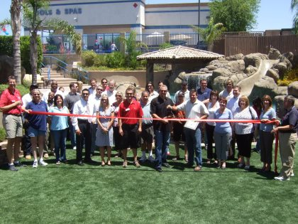 Chandler Chamber Ribbon Cutting