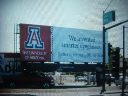 UA Billboard