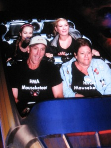 HMA on Space Mtn.