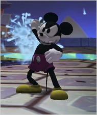 Creepy New Mickey